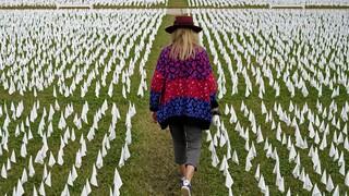 «Μαύρη» χρονιά το 2020 για τις ΗΠΑ: Η πανδημία «έριξε» το προσδόκιμο ζωής τρία ολόκληρα χρόνια