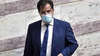 Γεωργιάδης: Δεν υπάρχει απόφαση για παράταση του lockdown - Οι σκέψεις για το λιανεμπόριο