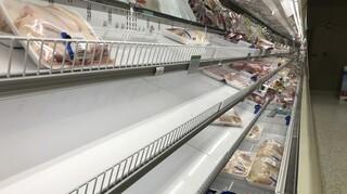Βρετανία: Κίνδυνος για έλλειψη τροφίμων στην αγορά λόγω της κατάστασης στα σύνορα
