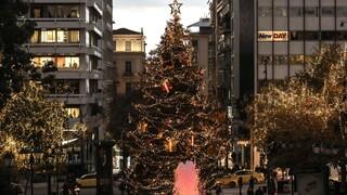 Παραμονή Χριστουγέννων: Αίθριος καιρός και σχετικά υψηλές θερμοκρασίες