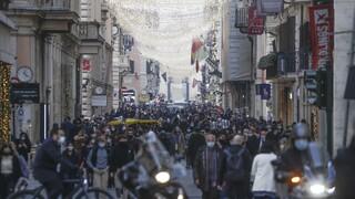 Κορωνοϊός: Ολικό lockdown στην Ιταλία μέχρι τις 6 Ιανουαρίου