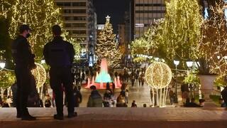 Χριστούγεννα με lockdown: Κλειστοί δρόμοι, μπλόκα και έλεγχοι σε σπίτια αν υπάρξουν καταγγελίες