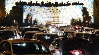 Χριστούγεννα: Πόσα άτομα επιτρέπονται στο ίδιο όχημα - Διευκρινίσεις από τον εκπρόσωπο της ΕΛ.ΑΣ.