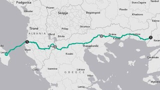 TAP: Αρχίζει να ρέει το φυσικό αέριο από την Κασπία στην Ευρώπη μέσω του αγωγού