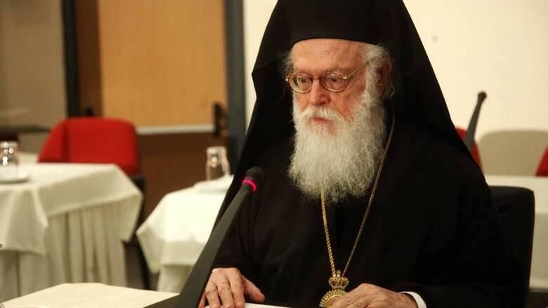 Το μήνυμα του Αρχιεπισκόπου Αλβανίας Αναστασίου για τα Χριστούγεννα