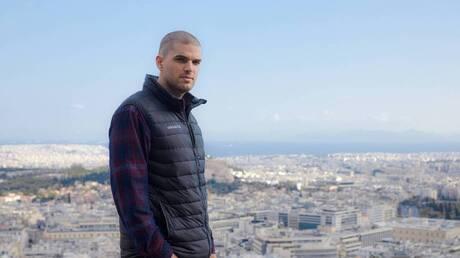 Μάριος Γιαννάκου: Η ανάβαση στον Όλυμπο με την Ελευθερία ήταν η πιο ξεχωριστή στιγμή της ζωής μου