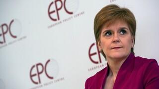 Στέρτζον για Brexit: Είναι καιρός η Σκωτία να γίνει ανεξάρτητο ευρωπαϊκό κράτος