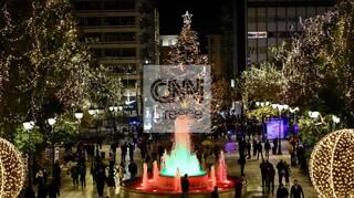 Χριστούγεννα 2020: Αυξημένη κίνηση για μια εορταστική βόλτα στο κέντρο