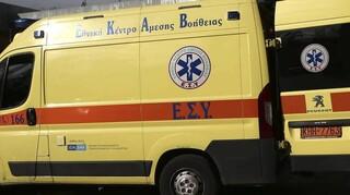 Θεσσαλονίκη: Νεκρή 63χρονη που έπεσε στο κενό από τον τέταρτο όροφο