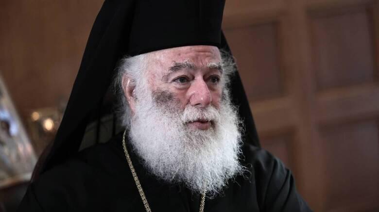 Προσωπικές ευχές Αλ Σίσι στον Πατριάρχη Αλεξάνδρειας για τα Χριστούγεννα