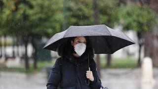 Καιρός: Επιδείνωση με βροχές και καταιγίδες