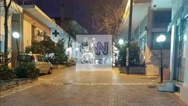 Κορωνοϊός: Ερήμωσαν οι Θεσπιές μετά τo αυστηρό lockdown