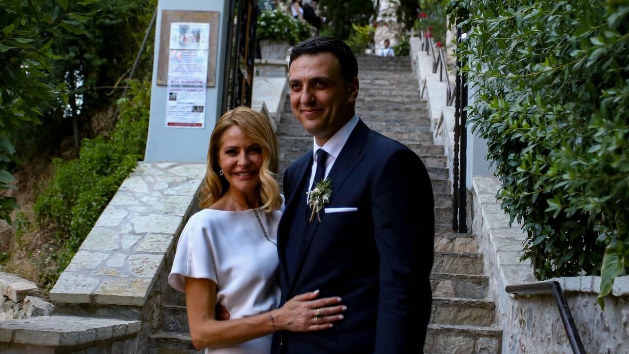 Τζένη Μπαλατσινού - Βασίλης Κικίλιας: Απέκτησαν ένα υγιέστατο μωράκι