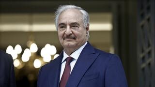 Λιβύη: Τελεσίγραφο Χαφτάρ κατά της Τουρκίας - Ζητά την απόσυρση των τουρκικών δυνάμεων