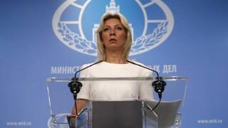 «Βολές» Μόσχας κατά ΗΠΑ: «Θέτουν ως όρο συνεργασίας με την Ελλάδα τη λήξη δεσμών με τη Ρωσία»