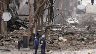 Πυκνό μυστήριο για την έκρηξη στο Νάσβιλ: Ανθρώπινα λείψανα βρέθηκαν στο σημείο