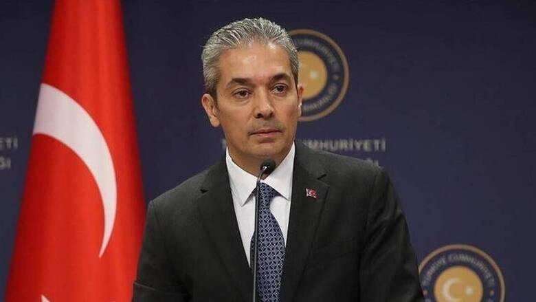Τουρκικό ΥΠΕΞ: Κατηγορεί για προκλητικότητα την Ελλάδα και δεσμεύει 15 περιοχές στο Αιγαίο