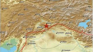Σεισμός ταρακούνησε την Τουρκία