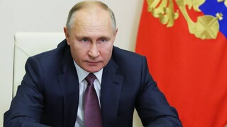 Κορωνοϊός: Ο Βλαντιμίρ Πούτιν αποφάσισε να εμβολιαστεί