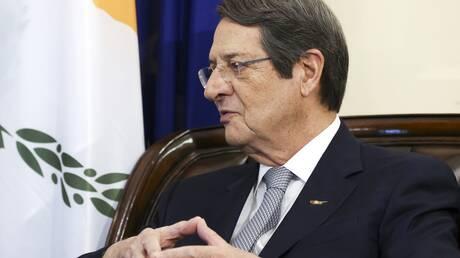 Αναστασιάδης: Διαψεύδει τον Αρχιεπίσκοπο Κύπρου περί λύσης δύο κρατών
