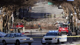 Έκρηξη στο Νάσβιλ τα Χριστούγεννα: Σε ποιον στρέφονται οι έρευνες του FBI