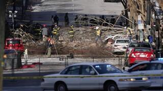 Μυστηριώδης έκρηξη στο Νάσβιλ: Νεκρός ο 63χρονος ύποπτος