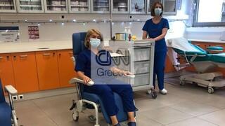 Επιχείρηση «Ελευθερία»: Συνεχίζονται για δεύτερη ημέρα οι εμβολιασμοί
