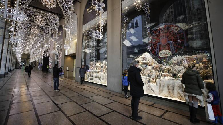 Ιταλία: «Λουκέτο» σε 390.000 επιχειρήσεις λόγω της πανδημίας
