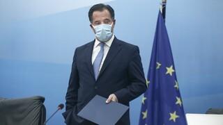 Γεωργιάδης: Μερικό άνοιγμα του λιανεμπορίου, αν το επιτρέψουν οι συνθήκες