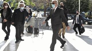 Υπόθεση Novartis: Επί τρεις ώρες κατέθετε ο Δημήτρης Αβραμόπουλος