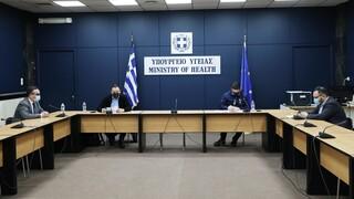 Κορωνοϊός - Χαρδαλιάς: Παράταση αυστηρού lockdown σε Ασπρόπυργο, Ελευσίνα και Κοζάνη