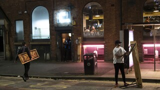Κορωνοϊός - Βρετανία: Ρεκόρ με πάνω από 50.000 κρούσματα τις τελευταίες 24 ώρες