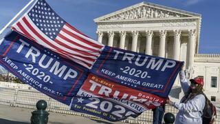 Προσφυγή Τραμπ στο Ανώτατο Δικαστήριο για τις επιστολικές ψήφους