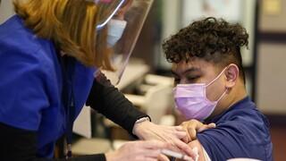 Κορωνοϊός: Και στις ΗΠΑ το μεταλλαγμένο στέλεχος - Ανησυχία Μπάιντεν για τους εμβολιασμούς