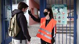 Τσακρής: Προς «κορωνοτέστ» στα σχολεία - Στις 4 Ιανουαρίου η απόφαση για άνοιγμα