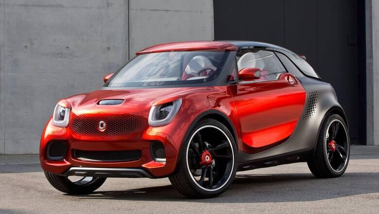 To SUV της Smart θα είναι έτοιμο το 2022