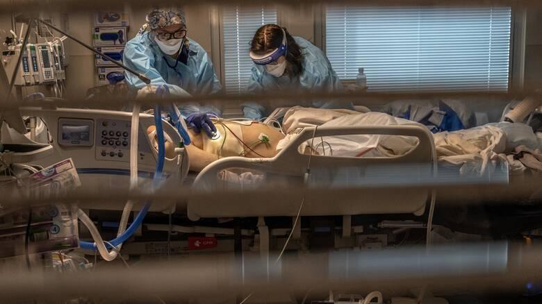 Κορωνοϊός: 942 νέα κρούσματα, 443 διασωληνωμένοι και 58 θάνατοι