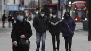 Μετάλλαξη κορωνοϊού - Βρετανία: Σε αυστηρό lockdown νέες περιοχές λόγω ραγδαίας εξάπλωσης