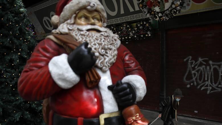 Πρωτοχρονιά: Παραμονή χωρίς κάλαντα, «ρεβεγιόν» με εννέα και απαγόρευση κυκλοφορίας