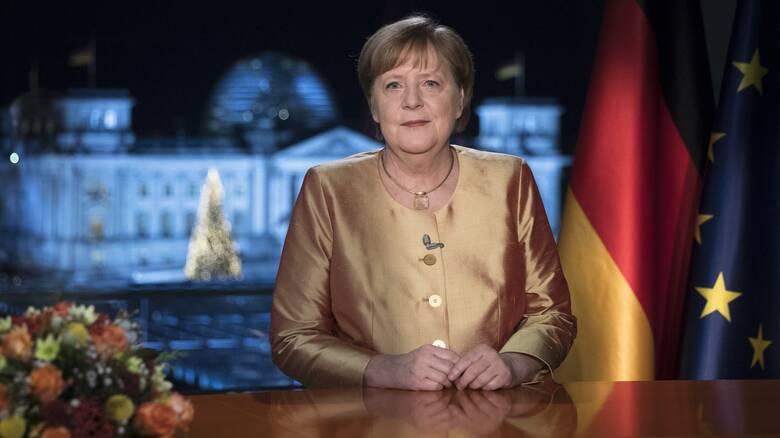 Μέρκελ: Η Γερμανία δεν έχει ακόμη ξεπεράσει την «ιστορική κρίση» του νέου κορωνοϊού