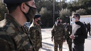 Υπ. Ναυτιλίας: Η επίσκεψη Μητσοτάκη στη Μυτιλήνη δείγμα της βούλησης να προστατεύσουμε τα σύνορά μας