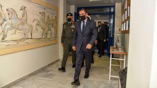 Ν. Παναγιωτόπουλος: Δρομολογείται νομοθετικά η διενέργεια μοριακού τεστ στους νεοσύλλεκτους