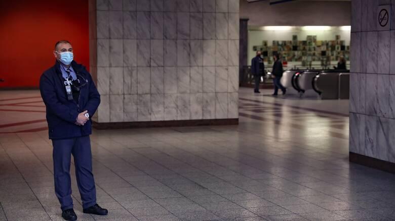 Παραμονή Πρωτοχρονιάς: Έκλεισαν οκτώ σταθμοί του μετρό με εντολή της ΕΛΑΣ