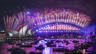 Πρωτοχρονιά με κορωνοϊό: Πώς γιόρτασε ο πλανήτης την έλευση του 2021