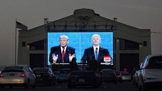 ΗΠΑ: Ο Τραμπ μίλησε για «ιστορικές νίκες» και ο Μπάιντεν εξέφρασε την αισιοδοξία του για το 2021