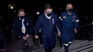 Νίκος Χαρδαλιάς: Έκανε Πρωτοχρονιά στο δρόμο με Πυροσβέστες και Αστυνομικούς