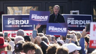 ΗΠΑ: Σε καραντίνα ο ρεπουμπλικάνος υποψήφιος λίγες ημέρες πριν την ψηφοφορία στην Τζόρτζια