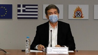 Χρυσοχοΐδης από το Κέντρο Επιχειρήσεων της Άμεσης Δράσης: Είστε οι μικροί ήρωες της εποχής