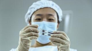 Μετάλλαξη κορωνοϊού: «Δεν χρειάζεται πανικός», λέει Κινέζος αξιωματούχος