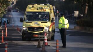 Παραλίγο τραγωδία στη Θεσσαλονίκη: 22χρονη τραυματίστηκε πέφτοντας από ύψος 8 μέτρων